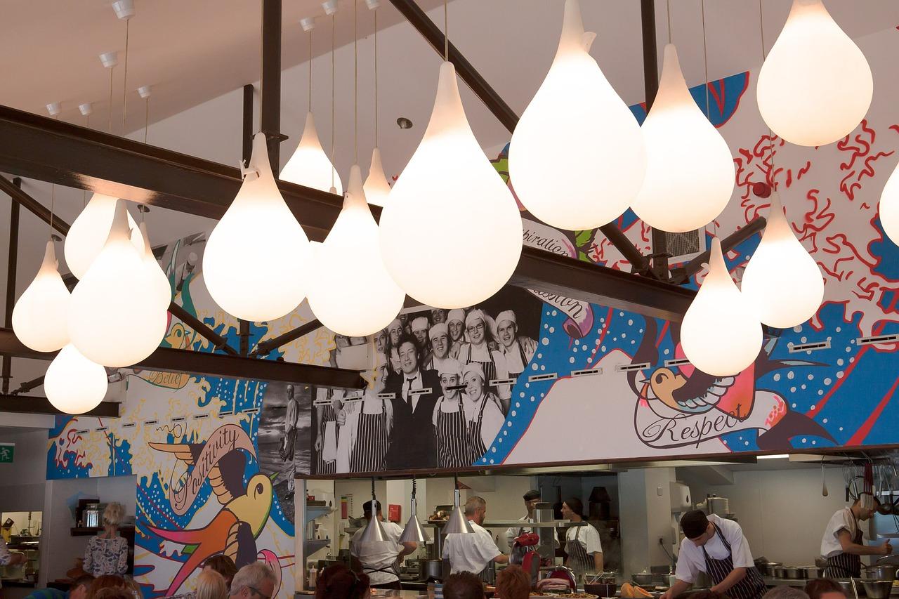 Blog 1 - Restaurant kitchen design and flow